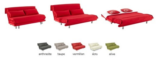 ligne roset am oskar von miller ring 35 multy schlafsofa aktionspreis. Black Bedroom Furniture Sets. Home Design Ideas
